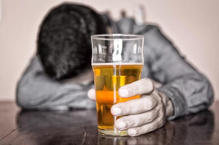Последствия алкогольной интоксикации