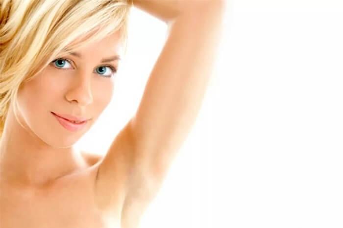 Причины неприятного запаха пота у женщин