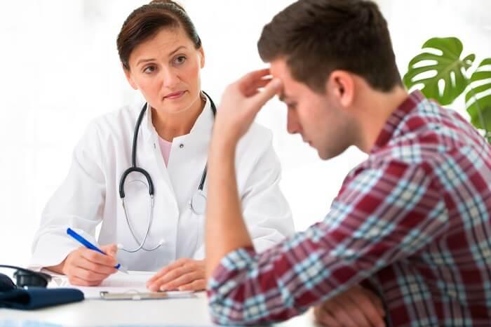 Причины обратиться в медицинское учреждение