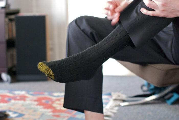 Выбор обуви и носков