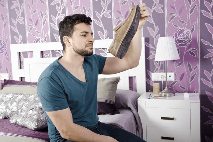 Запах ног у мужчин как избавиться