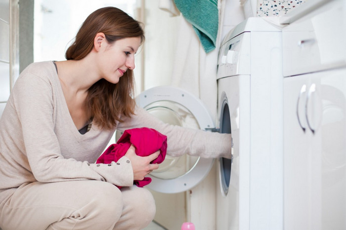 Чаще стирать одежду