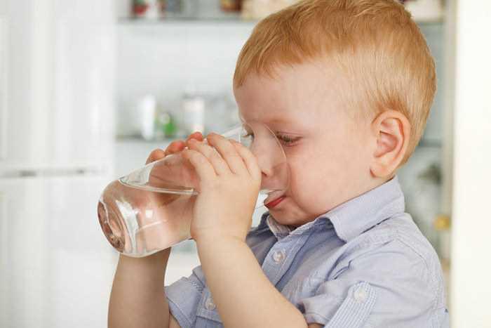 Чрезмерное питье воды