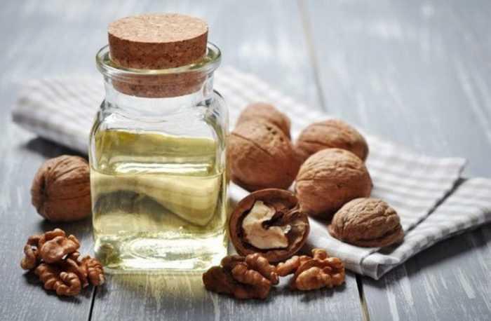 Грецкий орех и спирт