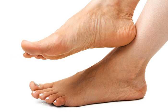 Холодные потные ноги