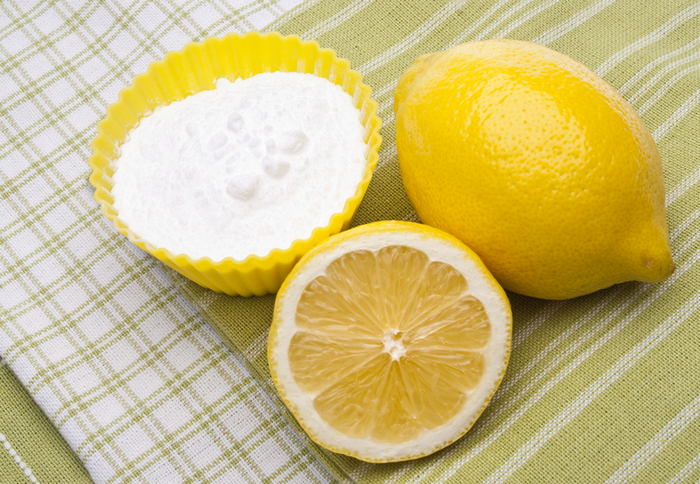 Лимон и крахмал