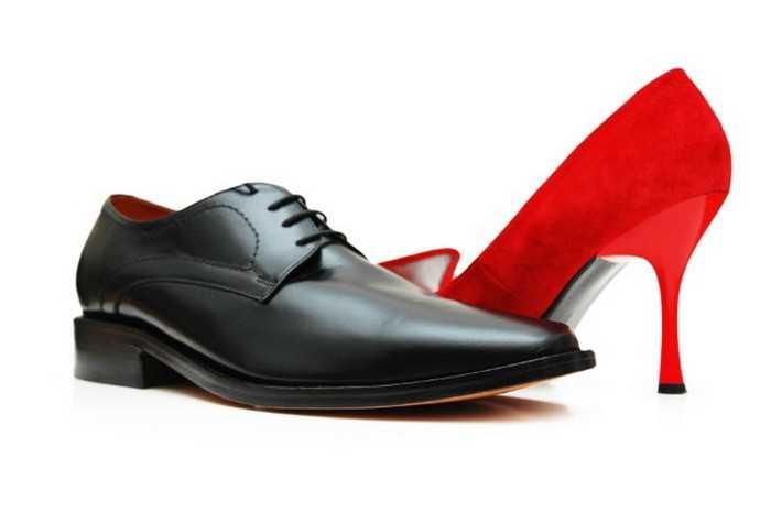 Некачественная обувь