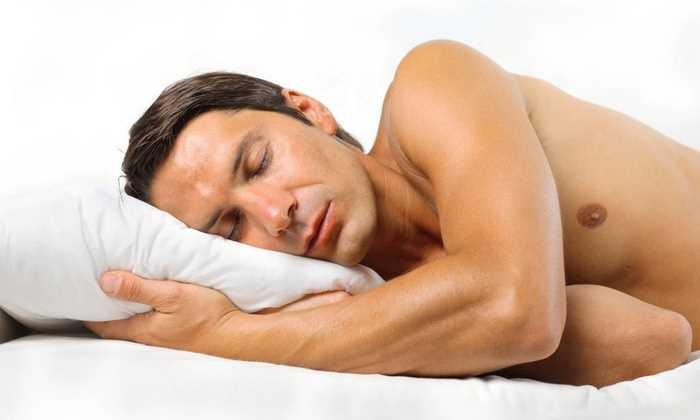 Потеет во время сна