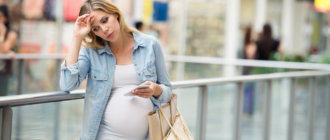 Потливость при беременности