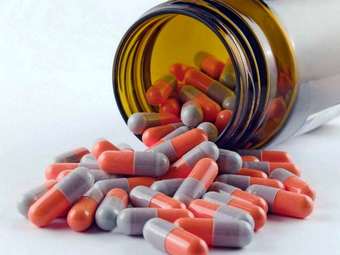 Продолжительный прием антибиотиков