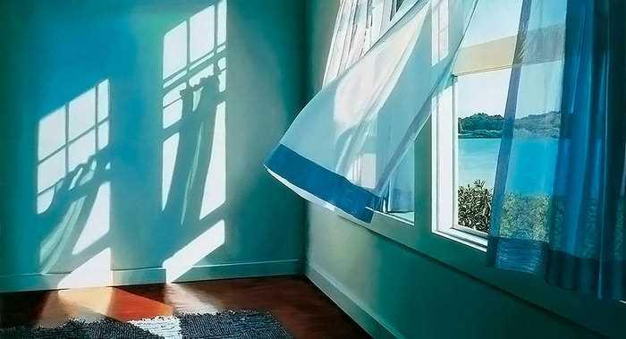 Проветривайте комнату перед сном