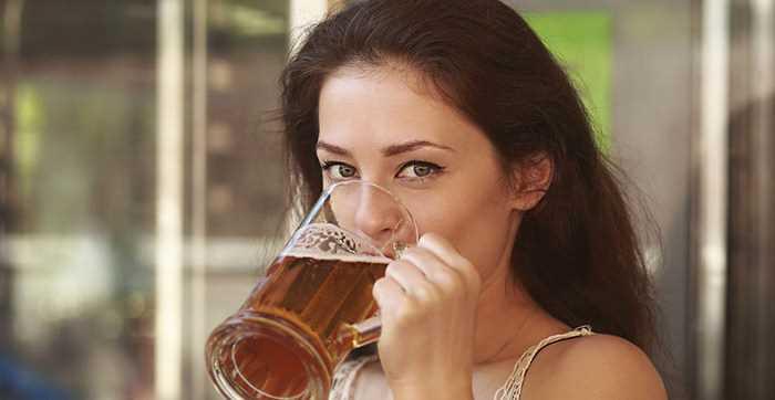 Регулярное употребление пиво