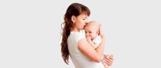 Сильно потею после родов