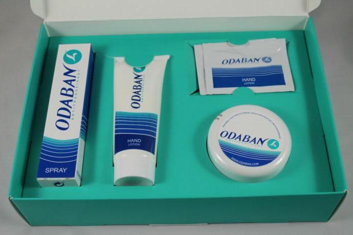 Дезодоранты Оdaban