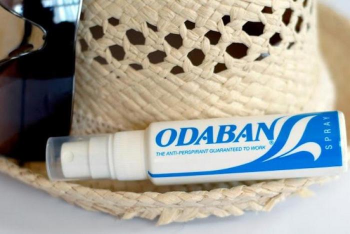 Одабан дезодорант