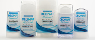Crystal Deonat – дезодорант