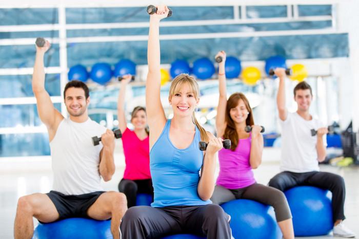 Не следует применять дезодорант перед спортивными тренировками