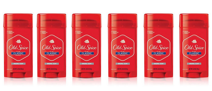 Old spice дезодорант