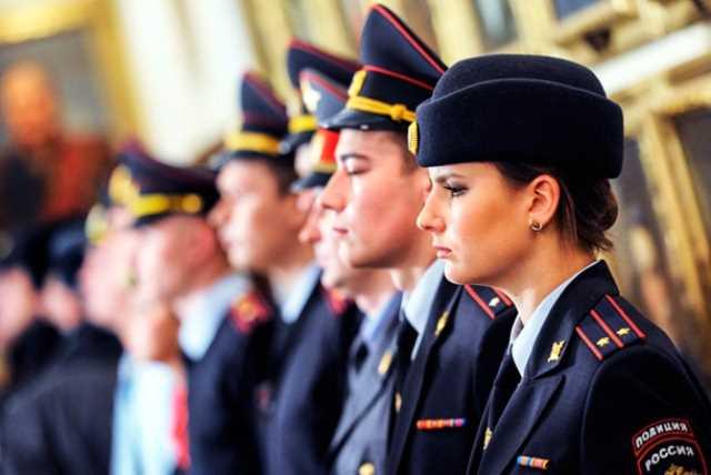 Зарплата полиции в 2019 году: индексация, изменения